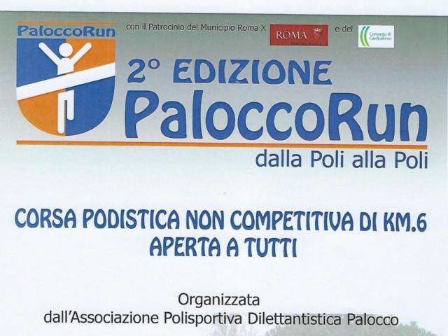 PaloccoRun II° edizione